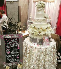 Bridal Expo! www.facebook.com/carinaedolce  www.Carinaedolce.com #carinaedolce Cake Pops, Community, Facebook, Bridal, Desserts, Cakepops, Deserts, Brides, Bride