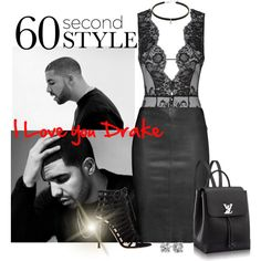Going To Drake Concert Fashion Menswear, Men's Fashion, Drake Concert, Drake Views, Drake London, L Love You, Agent Provocateur, Blue Nile, Polyvore