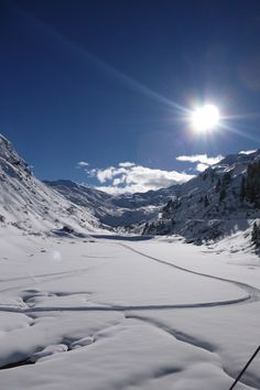 Avoriaz, France. Skied here.