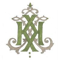 Beautiful monograms....