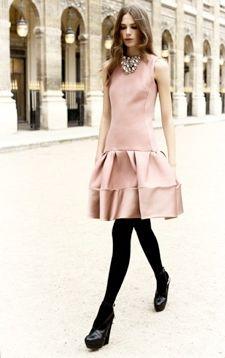 Christian Dior- Rose Egyptian Cotton Pajamas