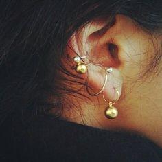 Trine Tuxen: shitty name, nice earrings