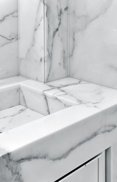 Stone Theatre | Mayfair House | marble sink detail