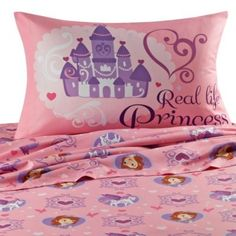 Sofia the first bedroom | Things my kids will love | Pinterest ...