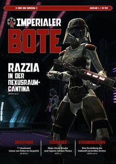 """Die ingame-RP-Zeitung """"Imperialer Bote"""" wirft einen Blick auf das imperiale Rollenspiel auf dem SW:ToR-Server Vanjervalis Chain."""
