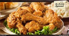 Try Mom's Best Chicken, a healthy fried chicken recipe minus all the harmful trans fats, only from Dr. Mercola.…