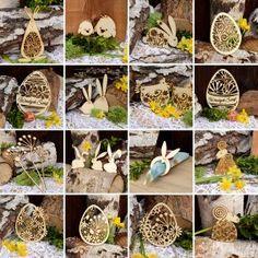 Wraz z nadejściem pierwszego dnia wiosny postanowiliśmy odświeżyć nieco zdjęcia 📸 naszych wielkanocnych ozdób i dekoracji 🐏🐤🐇🐓🐰🥚 #wiosna #wiosna2019 #pierwszydzienwiosny #spring #wielkanoc #wielkanoc2019 #easter #easterdecor #plywood #wood #sklejka #flower #grawnet Spring, Plants, Easter Activities, Plant, Planets