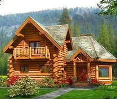 39 Best Dream Log Home Images In 2013 Log Homes Cabin