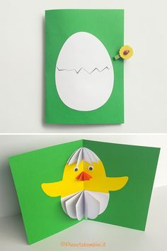 Home Crafts, Crafts For Kids, School Life, Diy For Kids, Origami, Preschool, Pop Up, Projects, Handmade