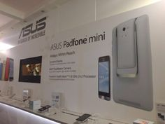 ASUS @ #MWC14 Barcellona