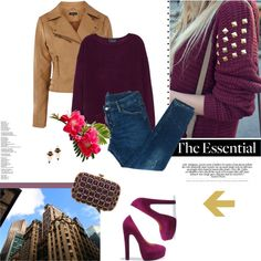 """""""fit for the city"""" by stream on Polyvore"""
