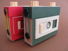 Pinhole camera ideas...