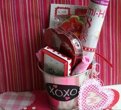 Love Buckets! How cute!