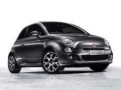 Fiat 500S (2013). These cars are soo freakin' adorable.