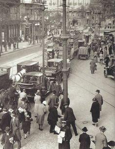 Linkstraße, Berlin, Germany. 1927.