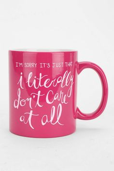 50 Witty Mugs to Have Your Morning Coffee or Tea in . I Love Coffee, My Coffee, Coffee Cups, Drink Coffee, Morning Coffee, Thermos, Chocolate Cafe, Cool Mugs, Funny Mugs