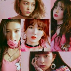 Red Velvet's Bad boy posters 💞 #irene #seulgi #wendy #joy #yeri #redvelvet #badboy #baejoohyun #kangseulgi #sonseungwan #parksooyoung #kimyerim #레드벨벳 #아이린 #슬기 #웬디 #조이 #예리 #배주현 #손승완 #강슬기 #박수영 #김예림 Winter Clothes, Winter Outfits, Pink Velvet, Korean Girl, Hoop Earrings, Fashion, Cold Winter Outfits, Moda, Winter Wear
