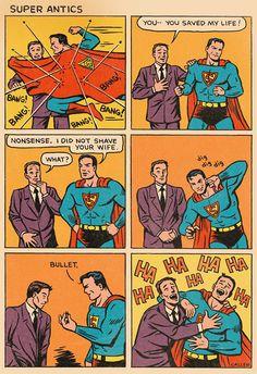 Parodie de DC Comics