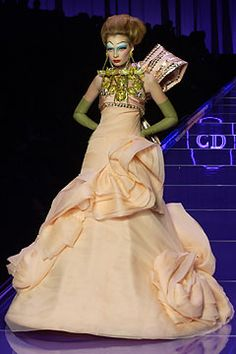 Spring 2004 Couture - Christian Dior