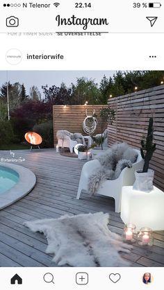 Outdoor Landscaping, Backyard Patio, Outdoor Gardens, Garden Pool, Terrace Garden, Garden Furniture, Outdoor Furniture Sets, Outdoor Decor, Sunrooms And Decks