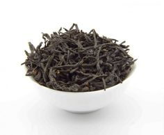 LAPSANG SOUCHONG: SWEET, REFRESHING SMOKY FLAVOR with CLEAN CRISP AROMA: The first black tea in history, even earlier than the famous Keemun tea. Smoke-dried over pinewood fires, the Lapsang Souchong has a distinctive smoky flavor.