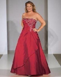 prom dresses  plus size