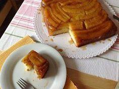 VÍKENDOVÉ PEČENÍ: Obrácený banánový koláč