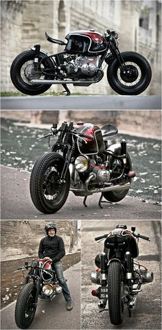 BMW R90S https://caferacerpasion.com want more? visit - http://themotolovers.com