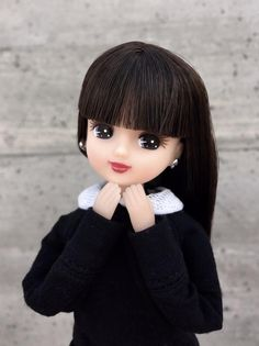 Pretty Dolls, Cute Dolls, Beautiful Dolls, Doll Toys, Barbie Dolls, Doll Japan, Little Doll, Animated Gif, Girly