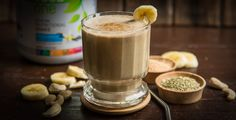 Energizing Smoothie- Maca has been used traditionally by Peruvians for thousands of years to energize. Add yerba maté tea and Vega One for energy to tackle your to-do list.