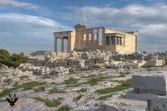 The famous Acropolis