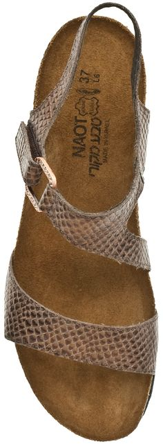 ac0ec805bc1c8 Super great sandal - Naot Pamela from www.planetshoes.com Brown Sandals