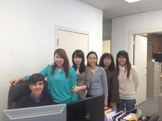 Some of Lassen Tours SF office staff.    #lassentours