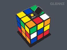 Glennz – 34 nouvelles illustrations drôles et décalées ! (image)