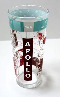 Vintage Apollo No.4 Commemorative Glass Mission Launch 1967 | eBay Apollo, Shot Glass, Vintage Items, Product Launch, Glasses, Store, Tableware, Ebay, Cups