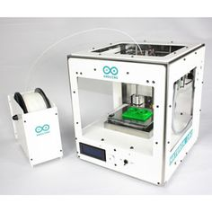 This is the big 3D printing news coming out of Italy today ….. Sharebot and Arduino