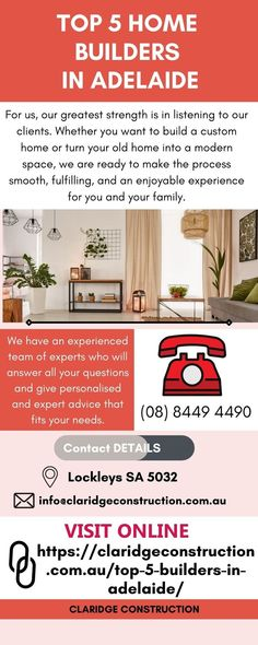Hamptons Style Homes, The Hamptons, Best Home Builders, Linear Park, Construction Process, Build Your Dream Home, Modern Spaces, Builders Adelaide, Old Houses