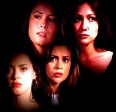 Design your own photo charms compatible with your pandora bracelets. Piper, Prue and Phoebe Halliwell. Paige Matthews.