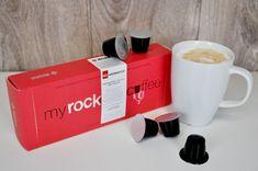 MOAK Rock Coffee Kapseln sind für Kaffeeliebhaber ein wahres Geschmackskonzert  –  angenehm dickflüssig, aromatsich und intensiv.