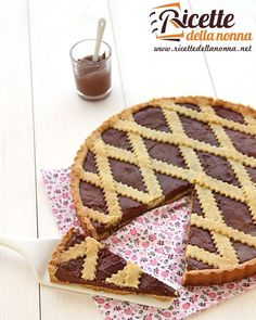 Crostata alla Nutella  #crostata #nutella #chocolate #cake #foodporn #vsco #foodstyle #food #cooking #foodstagram #follow #followme #instagood #instalike #instadaily #recipe #italianrecipe #italianfood #ricettedellanonna #good #love #happy #italy #passione #fotooftheday #foodblogger #chef #beautiful #foodpics #vscofood