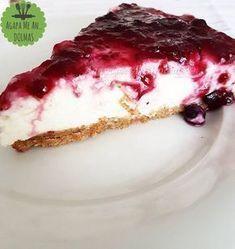 τσιζκεικ με ζαχαρουχο Pie Dessert, Dessert Recipes, Summer Cakes, Party Desserts, Greek Recipes, Cupcake Cakes, Cupcakes, Food To Make, Food And Drink