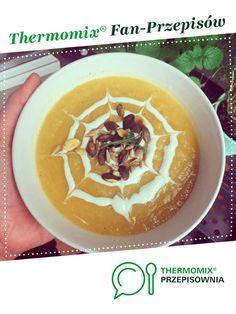 Krem z pora i ziemniaków jest to przepis stworzony przez użytkownika Dziewczyna Informatyka. Ten przepis na Thermomix<sup>®</sup> znajdziesz w kategorii Zupy na www.przepisownia.pl, społeczności Thermomix<sup>®</sup>. Cantaloupe, Fruit, Food, Thermomix, Essen, Meals, Yemek, Eten
