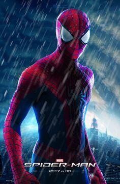 SPIDER-MAN / 2017 Movie (Fan-Art)