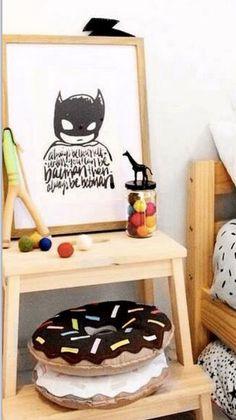 Cute batman print