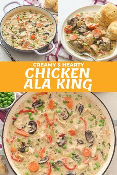 Cooked Chicken Recipes Leftovers, Chicken Sauce Recipes, Stew Chicken Recipe, Easy Chicken Dinner Recipes, Recipes With Chicken Stock, Easy Chicken Dishes, Creamy Chicken Stew, Vegetable Soup With Chicken, Chicken And Vegetables