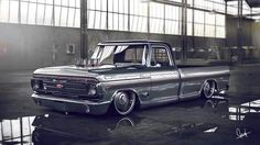 1970 Ford Truck idea