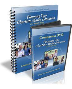 Planning your Charlotte Mason education