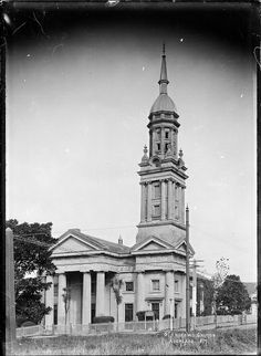 St Andrew's Presbyterian Church, Auckland, between 1900-1930