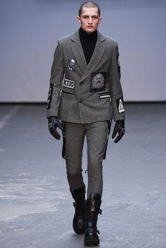 KTZ - Fall 2015 Menswear - Look 3 of 49