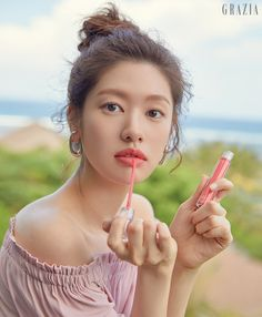 Jung So Min for Grazia Korea May Photographed by Lee Young Hak Korean Male Actors, Korean Actresses, Actors & Actresses, Asian Actors, Jung So Min, Korean Makeup, Korean Beauty, Korean Girl, Asian Girl